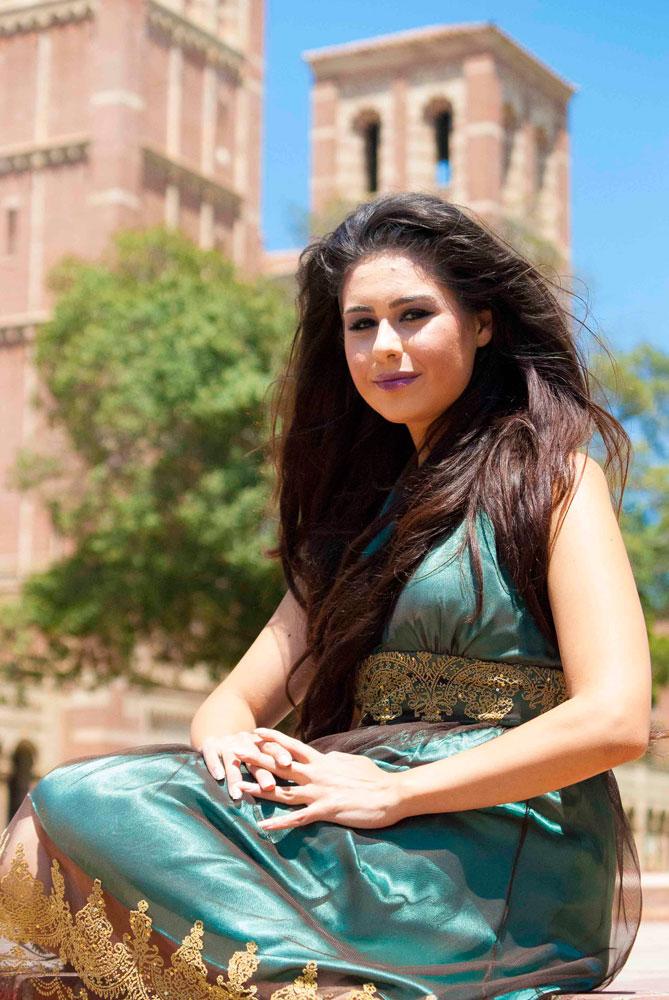Lisa Manesh: 2012 UCLA Senior of the Year