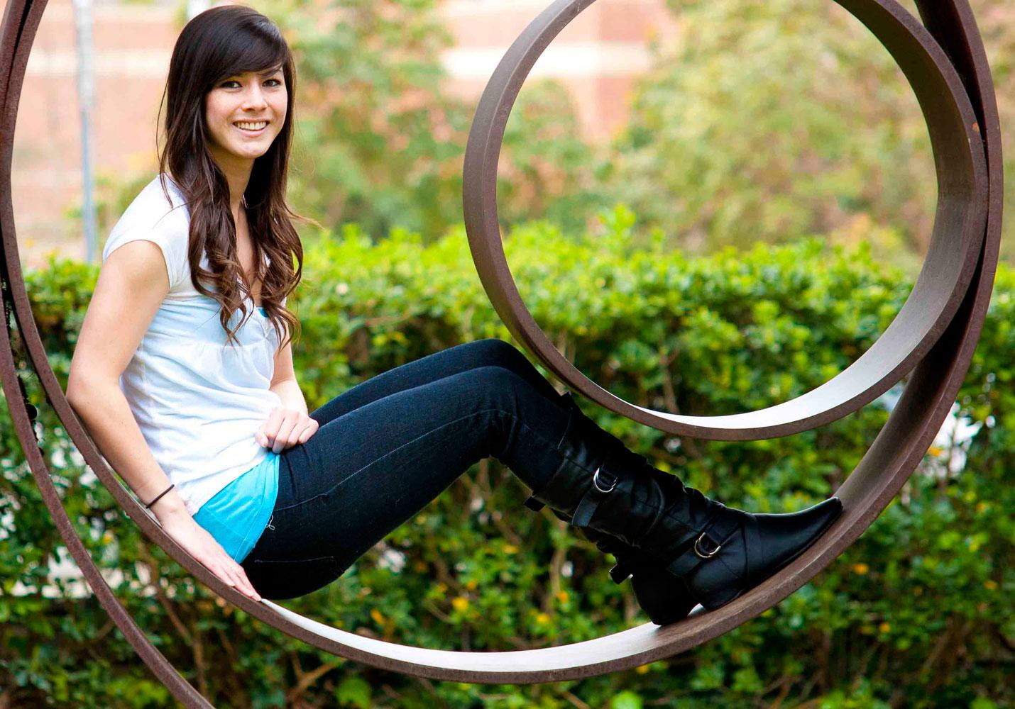 Jennifer Ellingwood: 2011 UCLA Senior of the Year