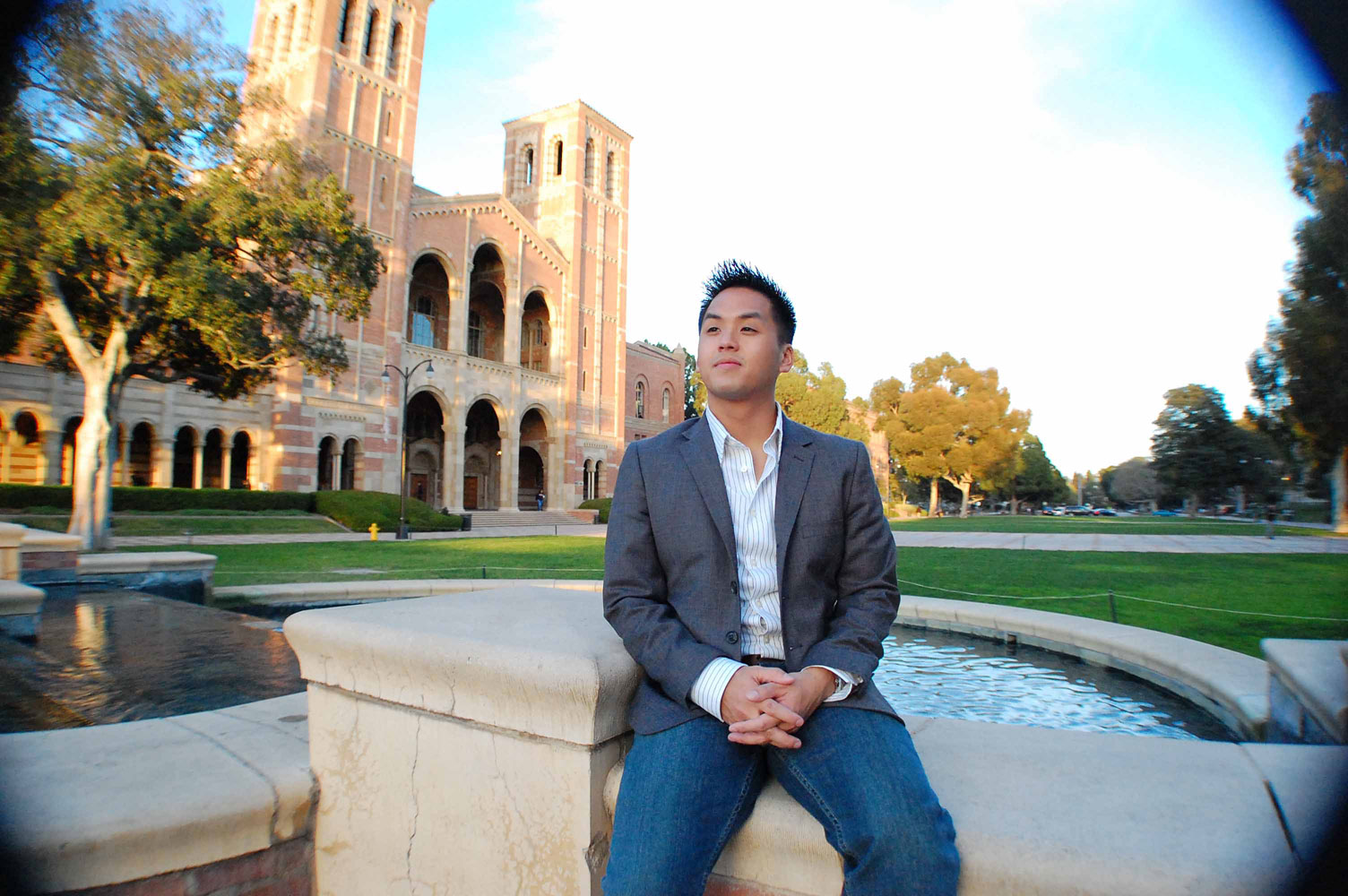 Paul Smithedajkul: 2009 UCLA Senior of the Year