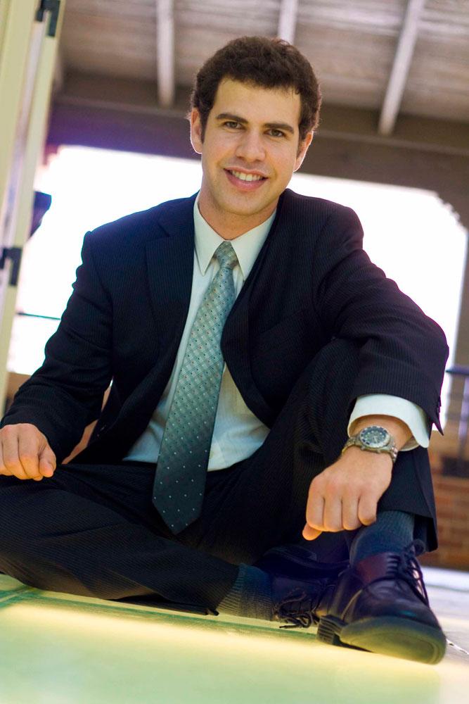 Jason Sorger: 2009 UCLA Senior of the Year