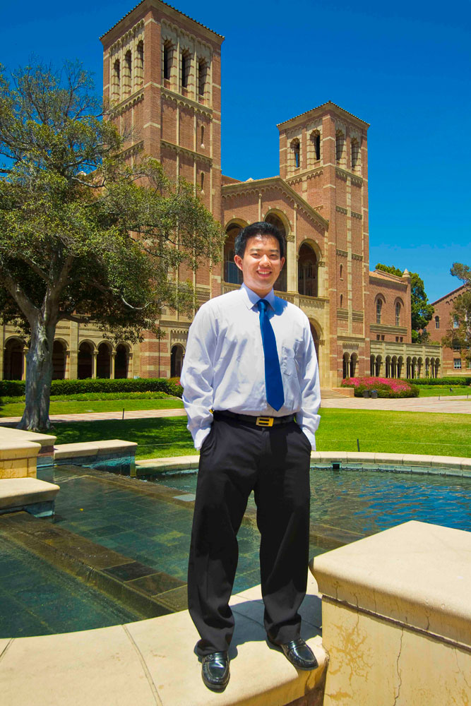 Anderson Nguyen: 2012 UCLA Senior of the Year