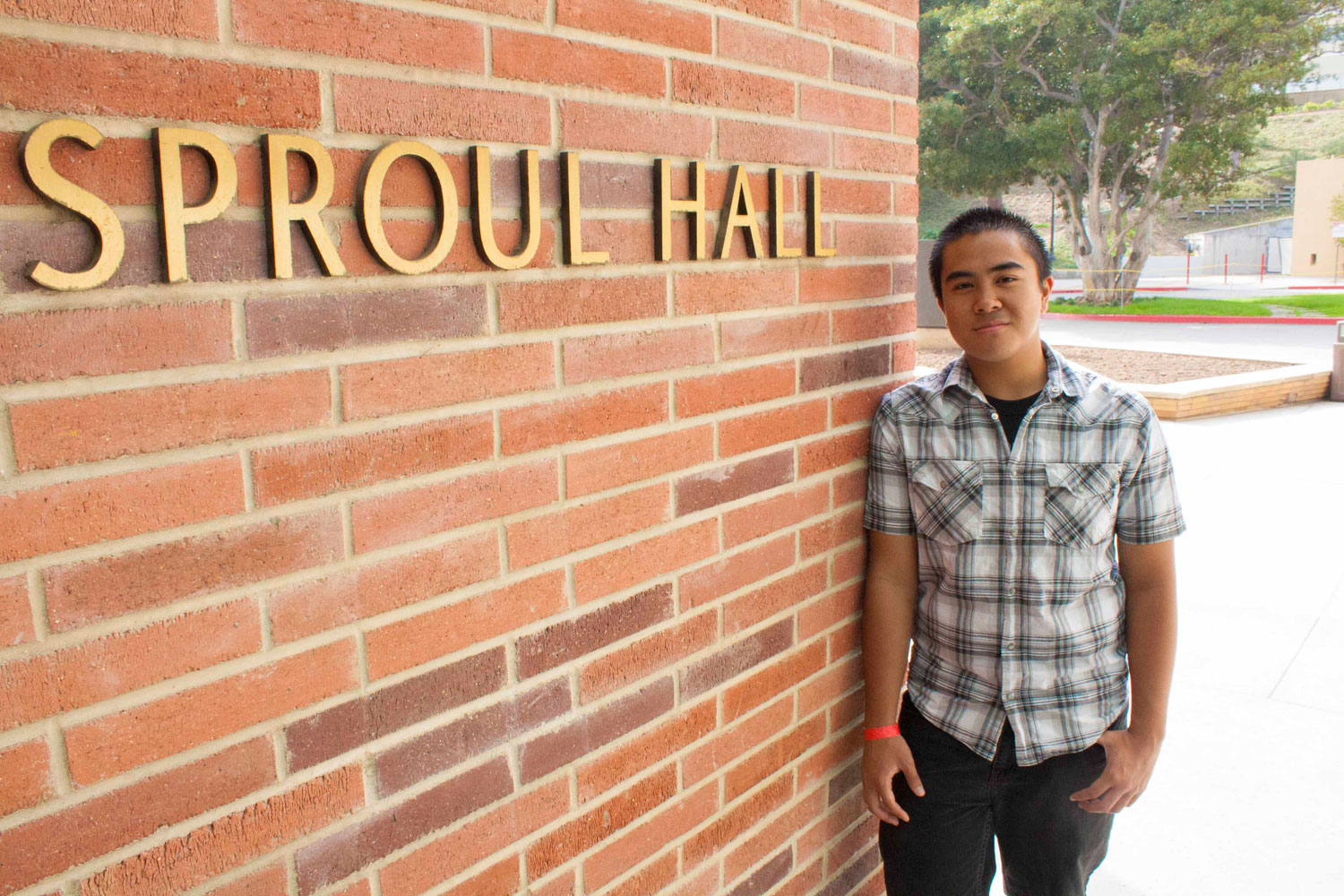 Aldrin Gamos: 2010 UCLA Senior of the Year