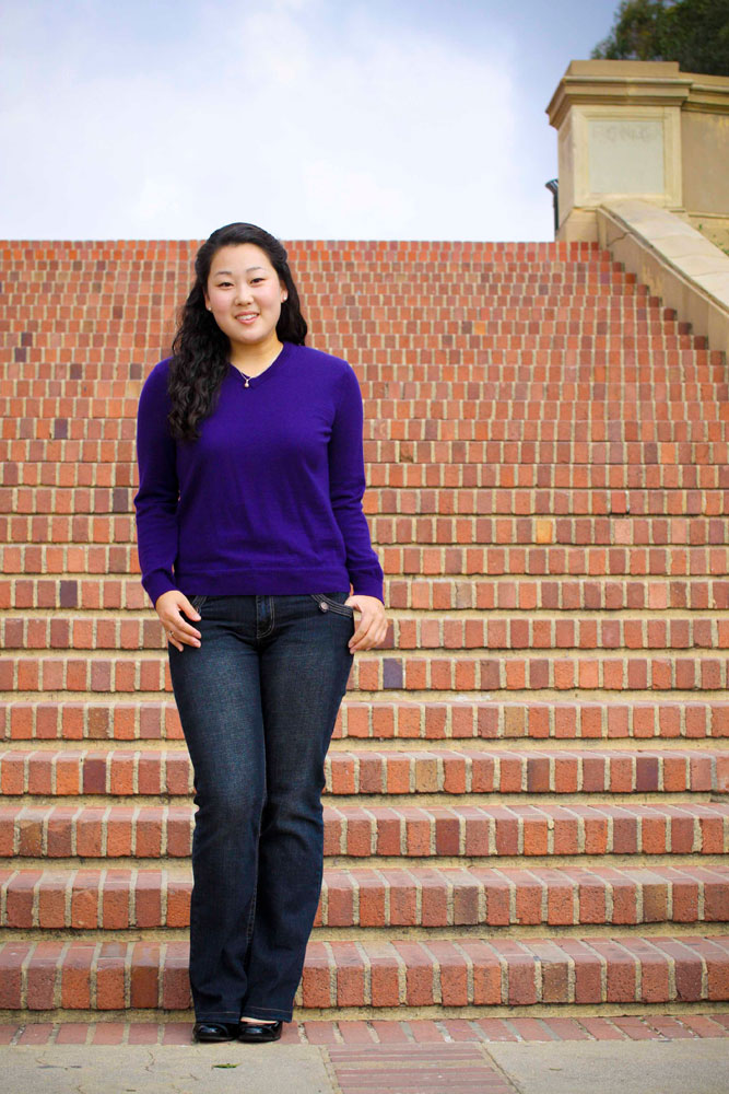 Diana Kim: 2010 UCLA Senior of the Year