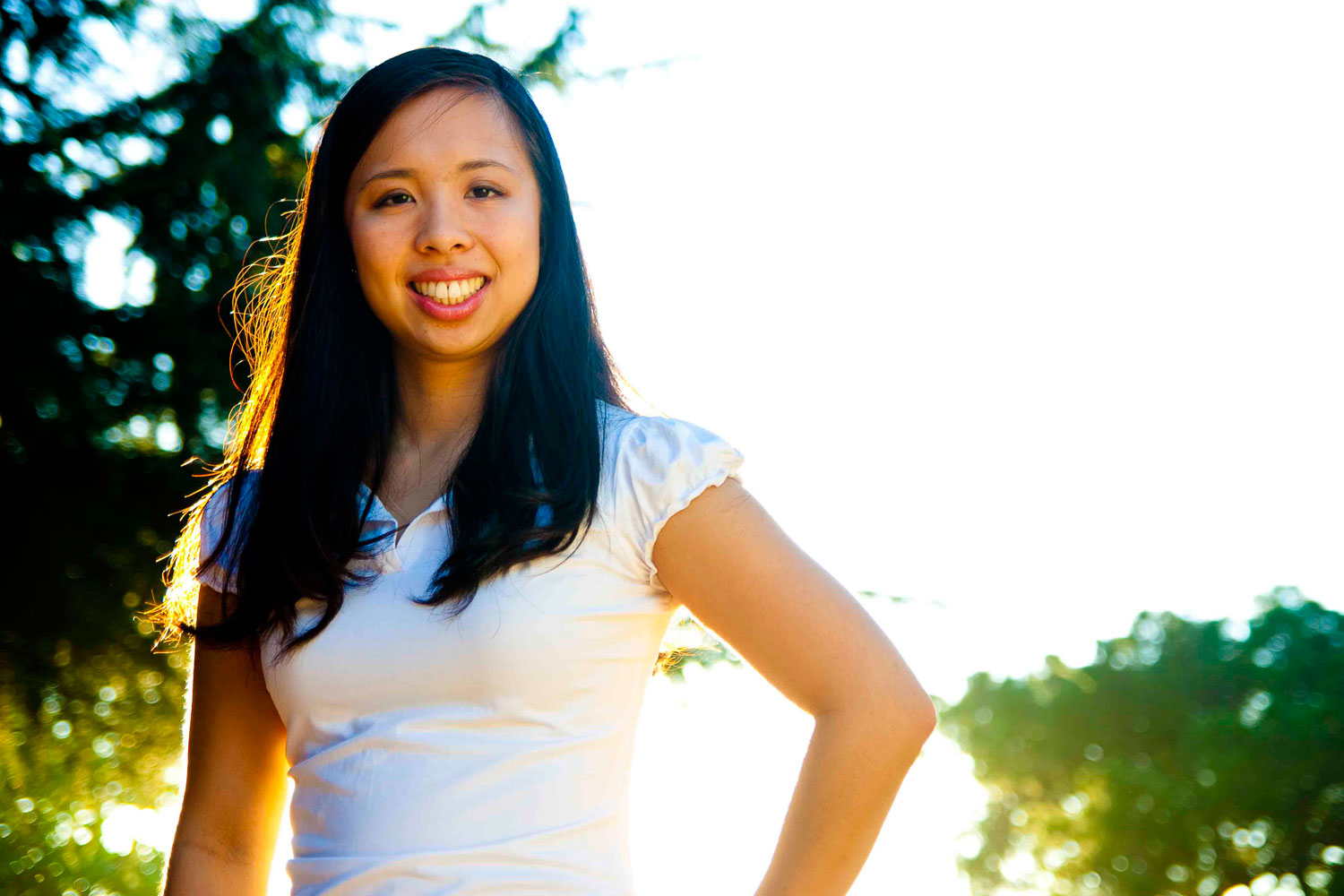 Adrienne Law: 2011 UCLA Senior of the Year
