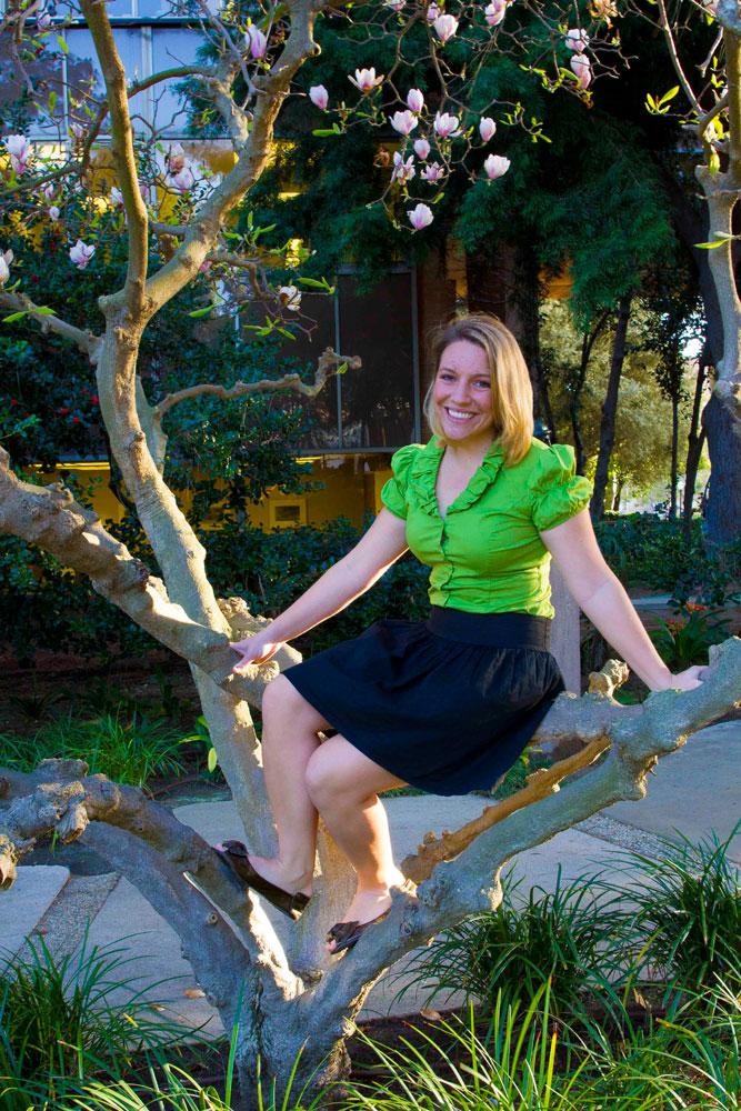 Kelly Clark: 2011 UCLA Senior of the Year