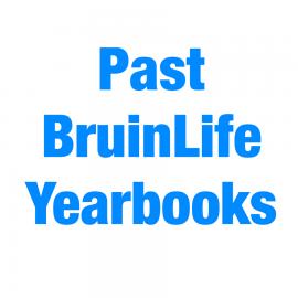 Past BruinLife Books