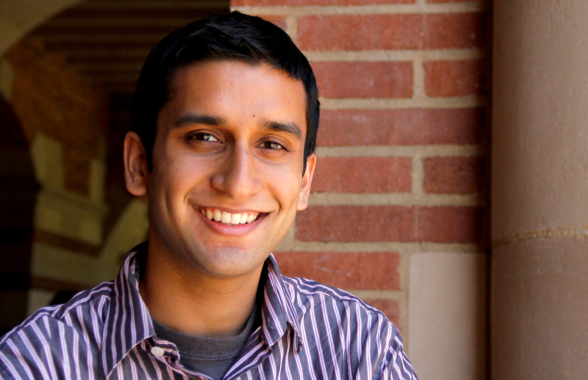 Madhu Narasimhan: 2013 UCLA Senior of the Year