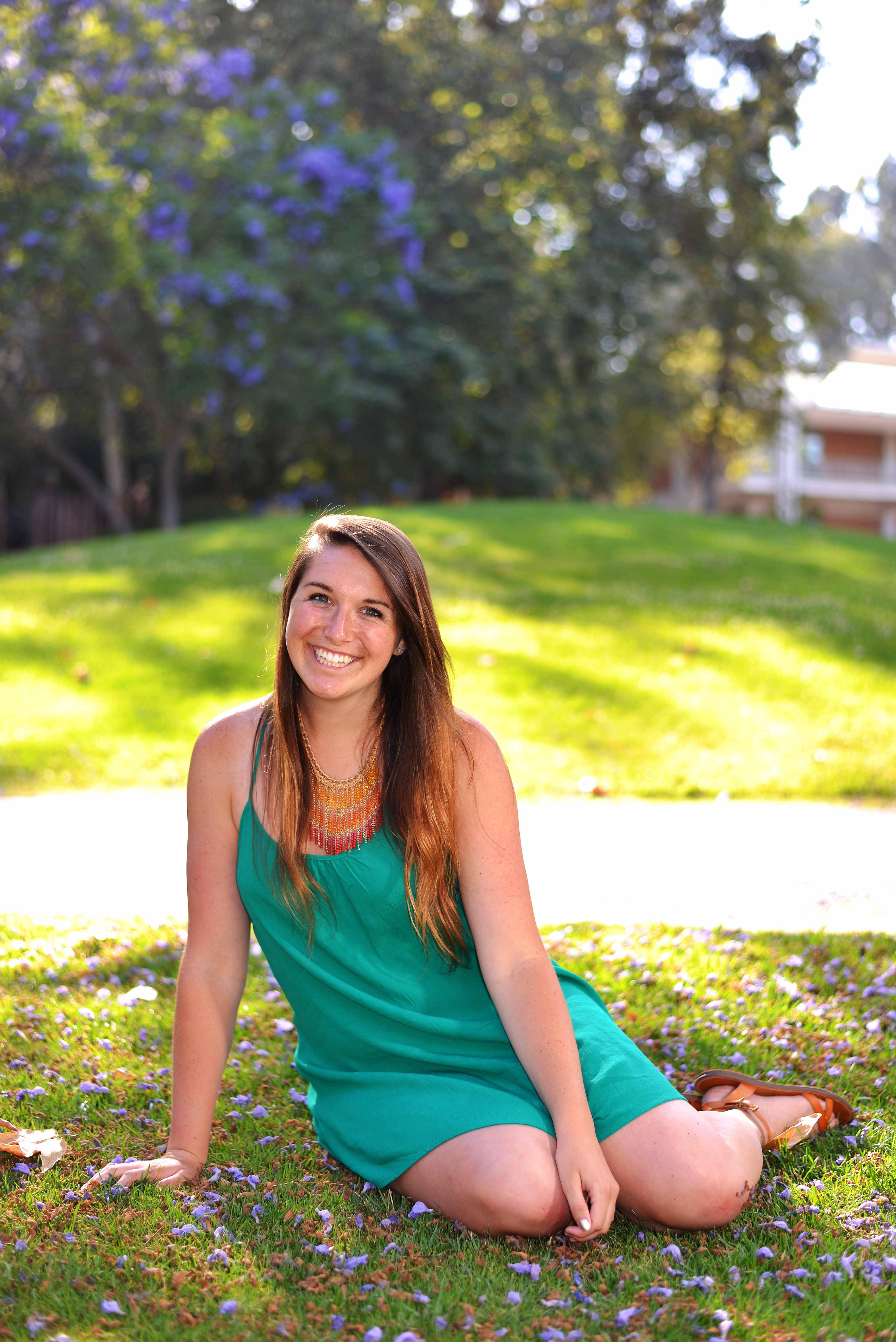Amanda Ullman: 2014 UCLA Senior of the Year