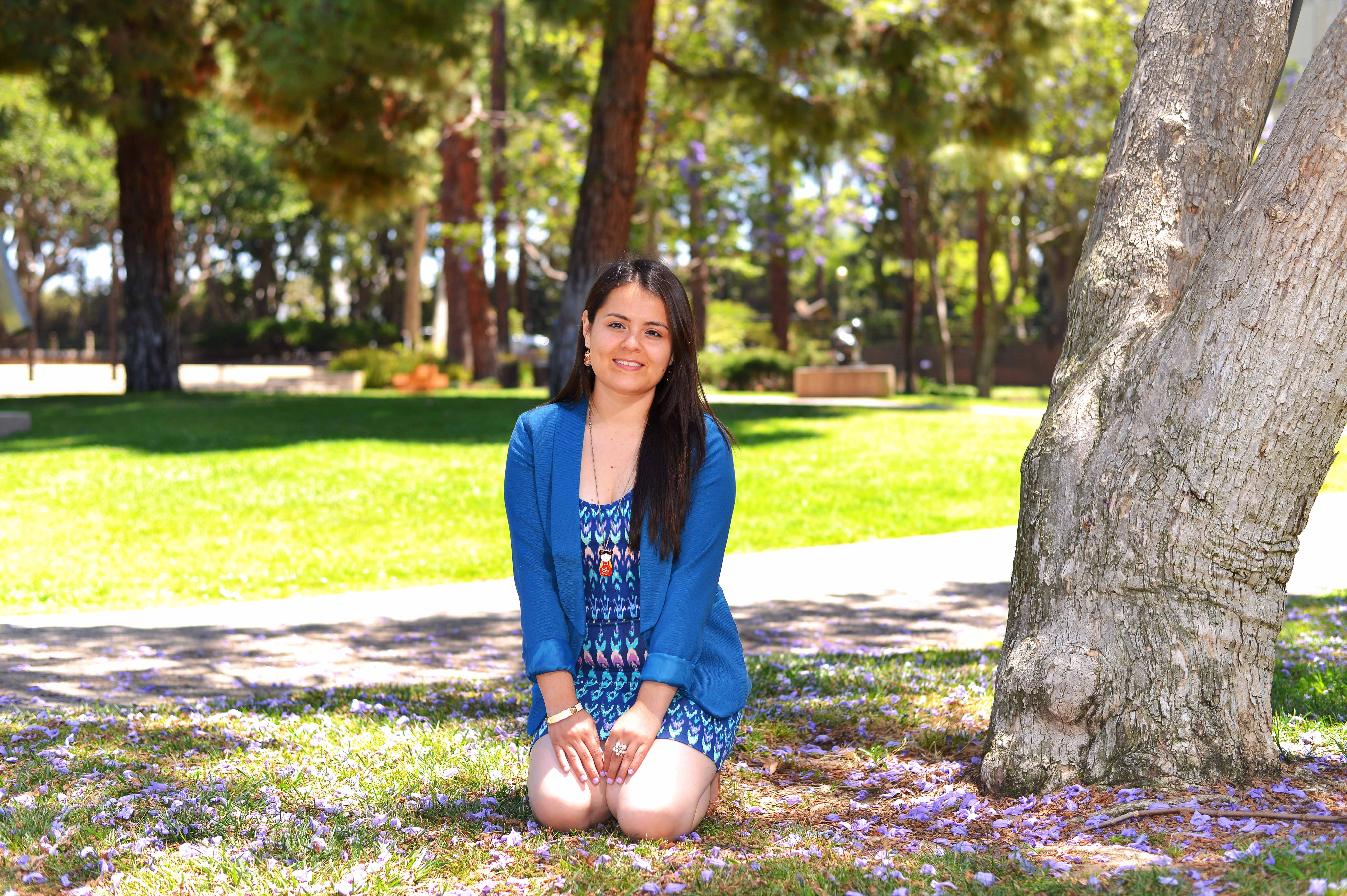 Guadalupe De La Cruz: 2014 UCLA Senior of the Year