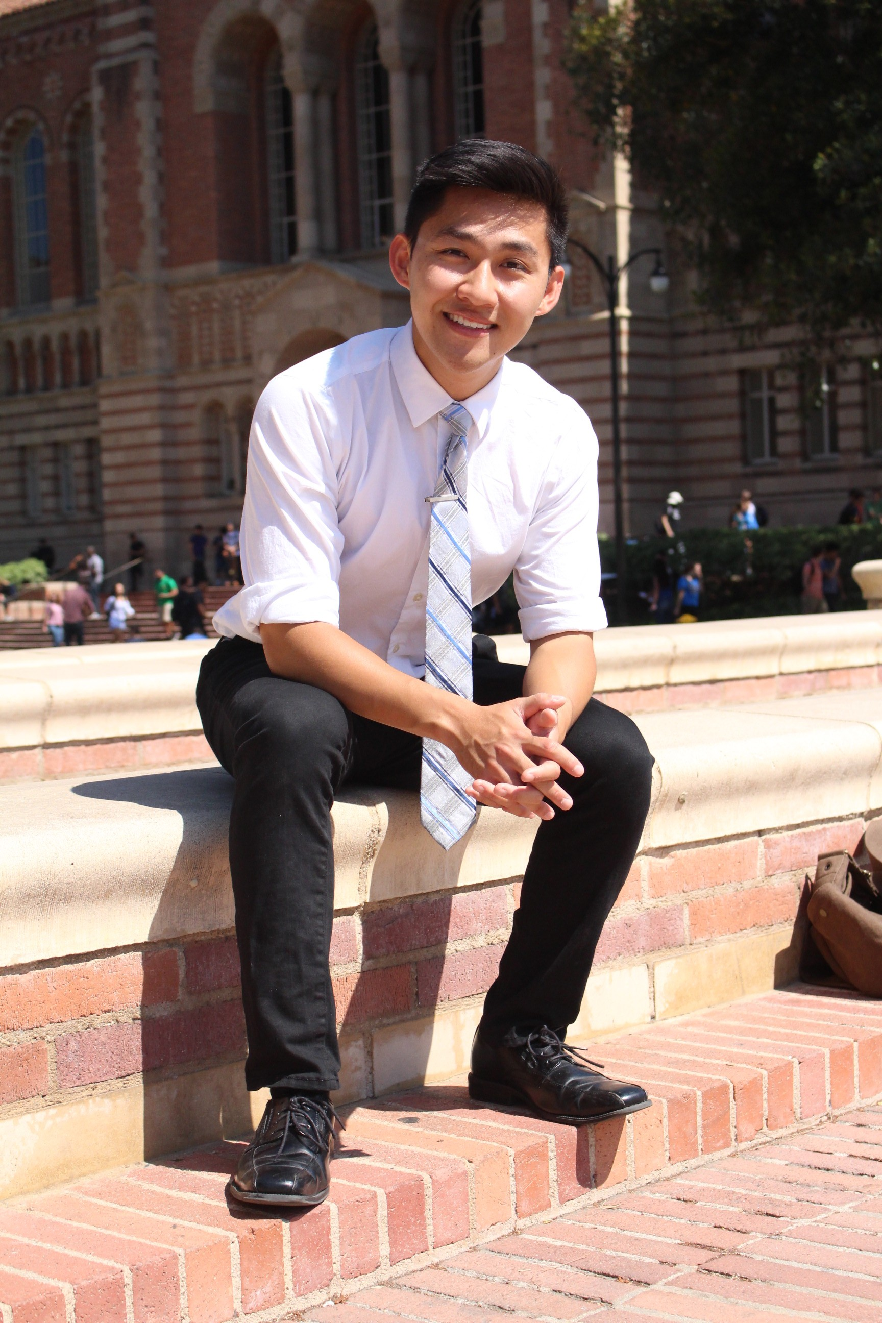 Johnathan Zhao: 2015 UCLA Senior of the Year