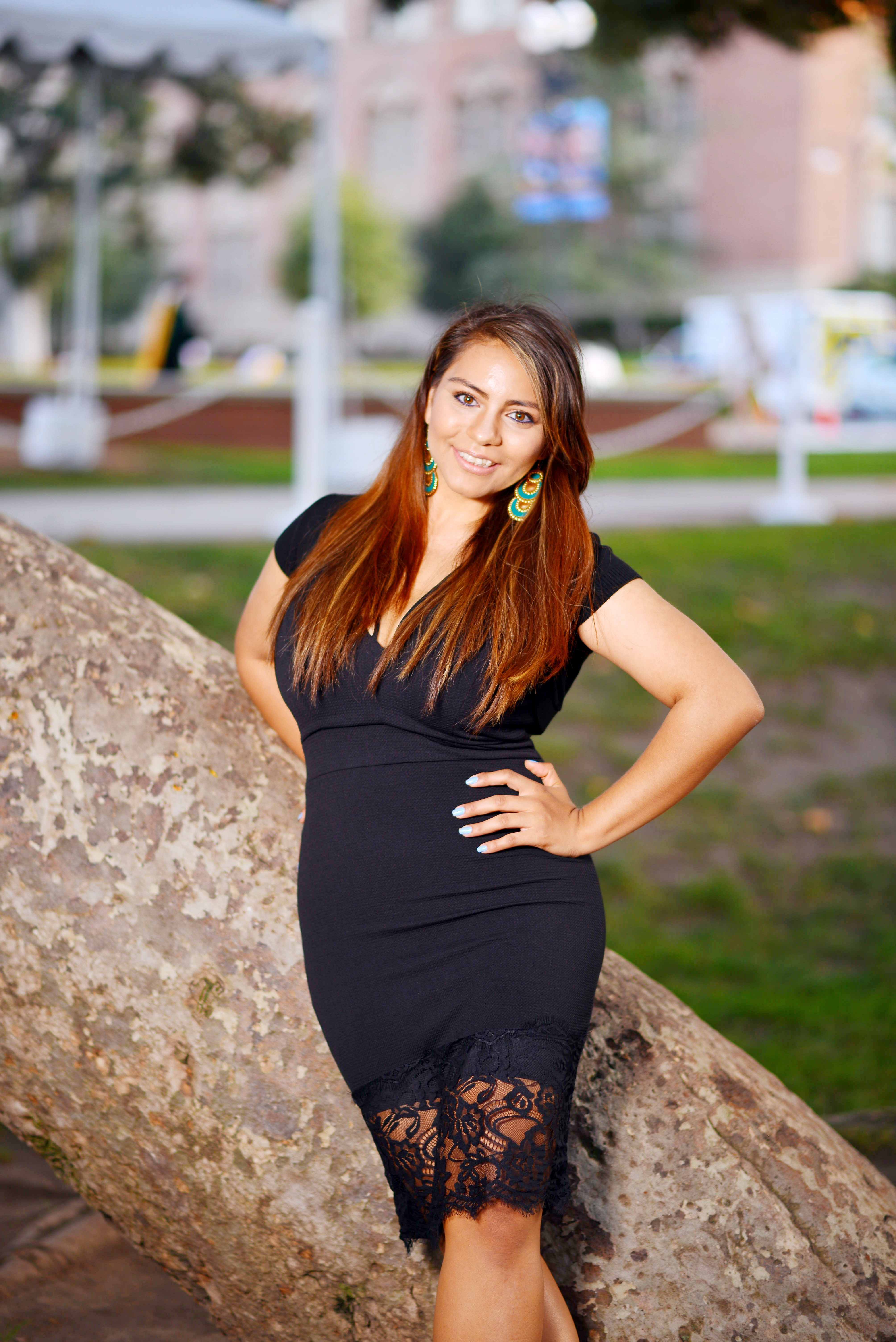 Teresa Contreras: 2015 UCLA Senior of the Year