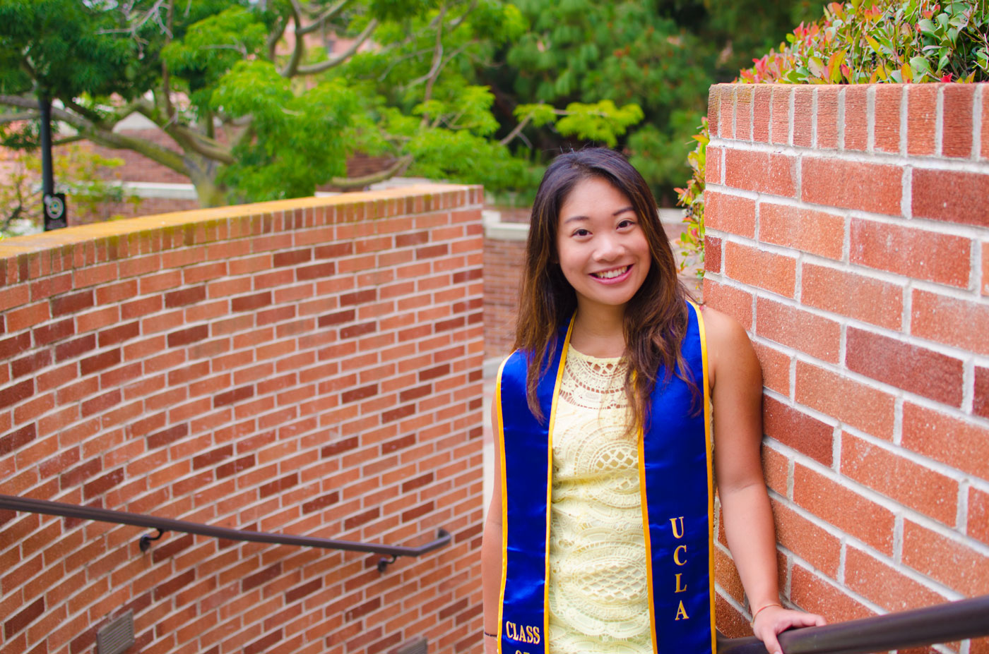Cara Lam: 2016 UCLA Senior of the Year