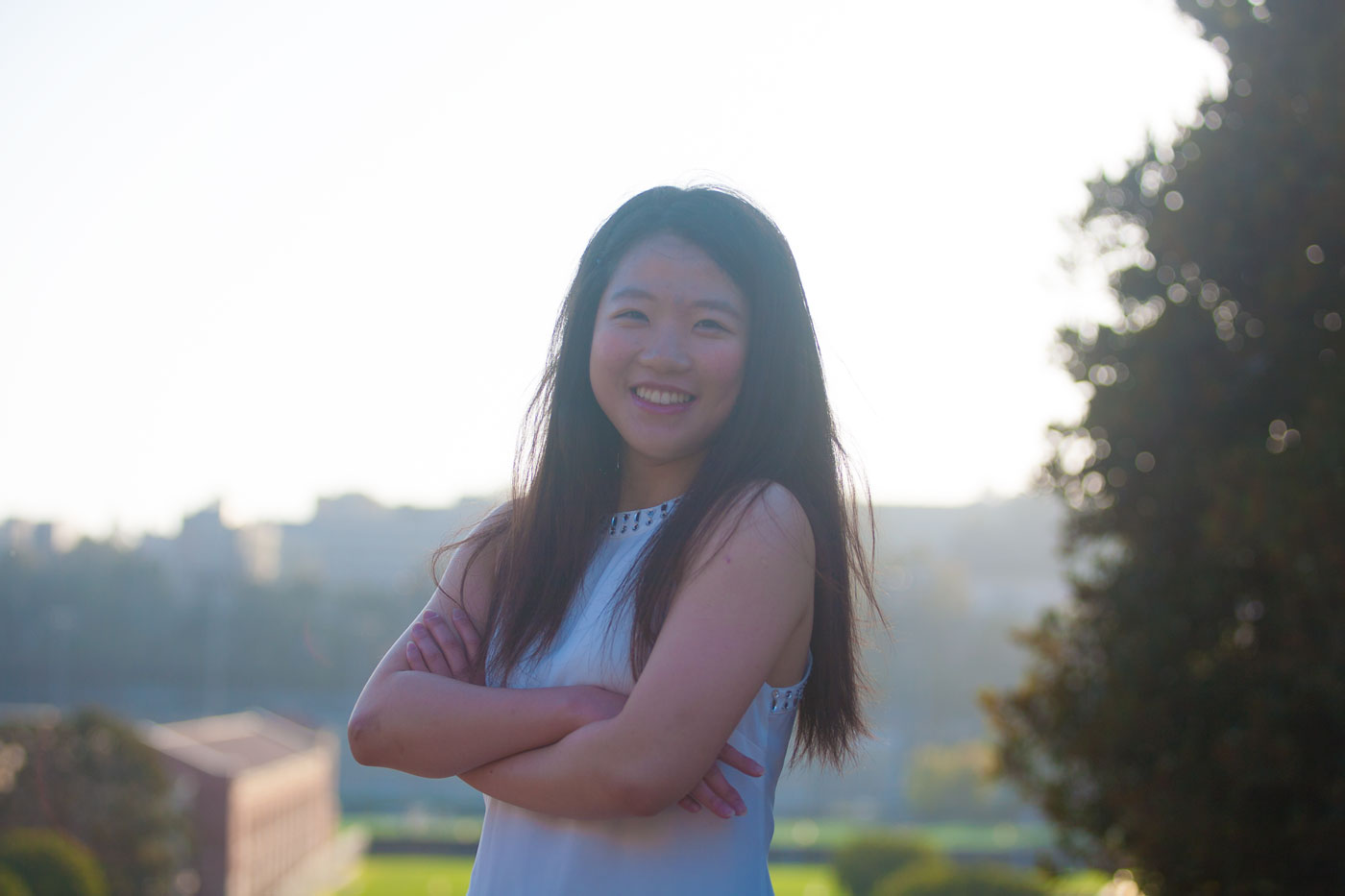Jingqi Yu: 2016 UCLA Senior of the Year