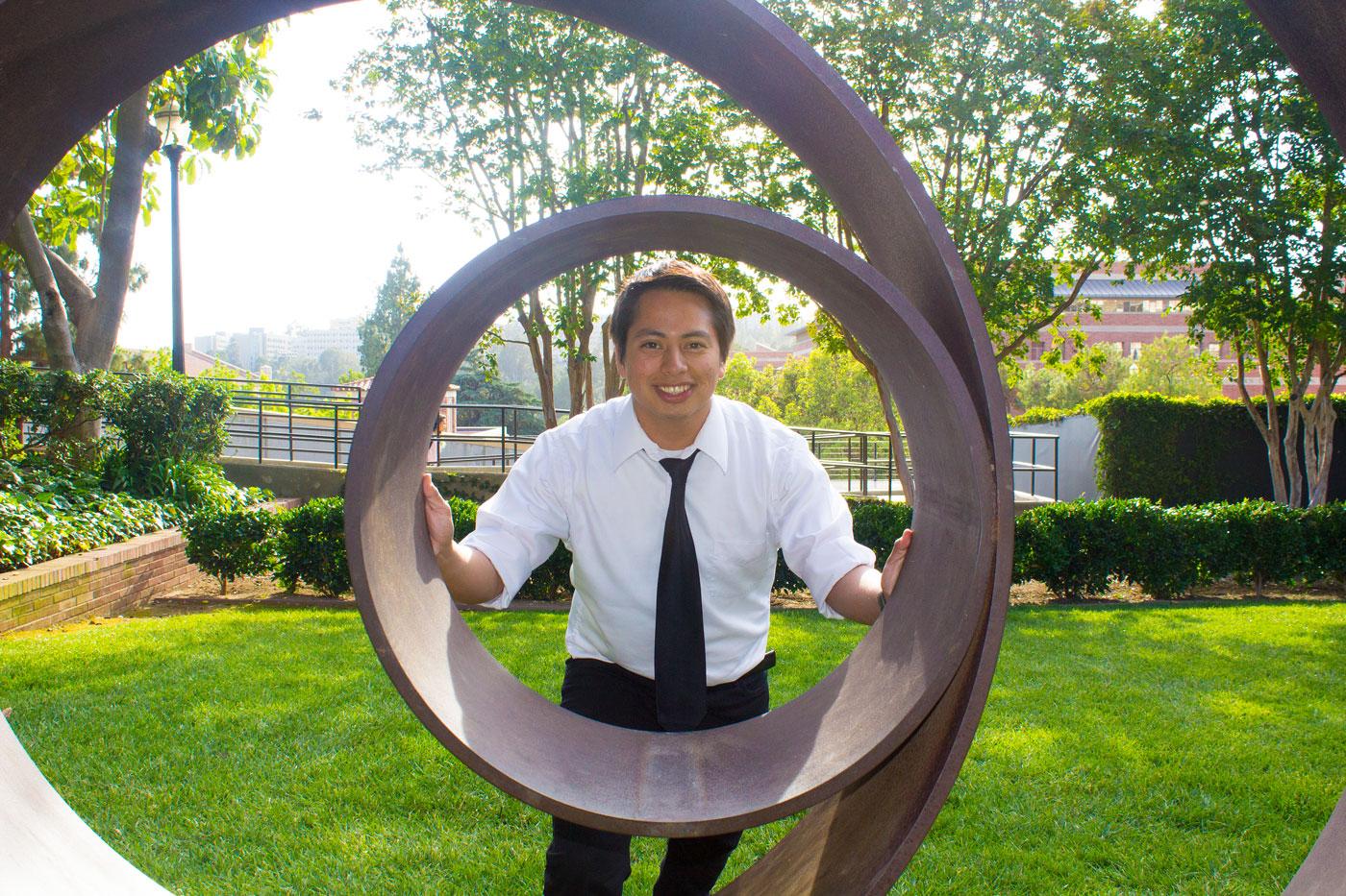Erik Martinez: 2016 UCLA Senior of the Year