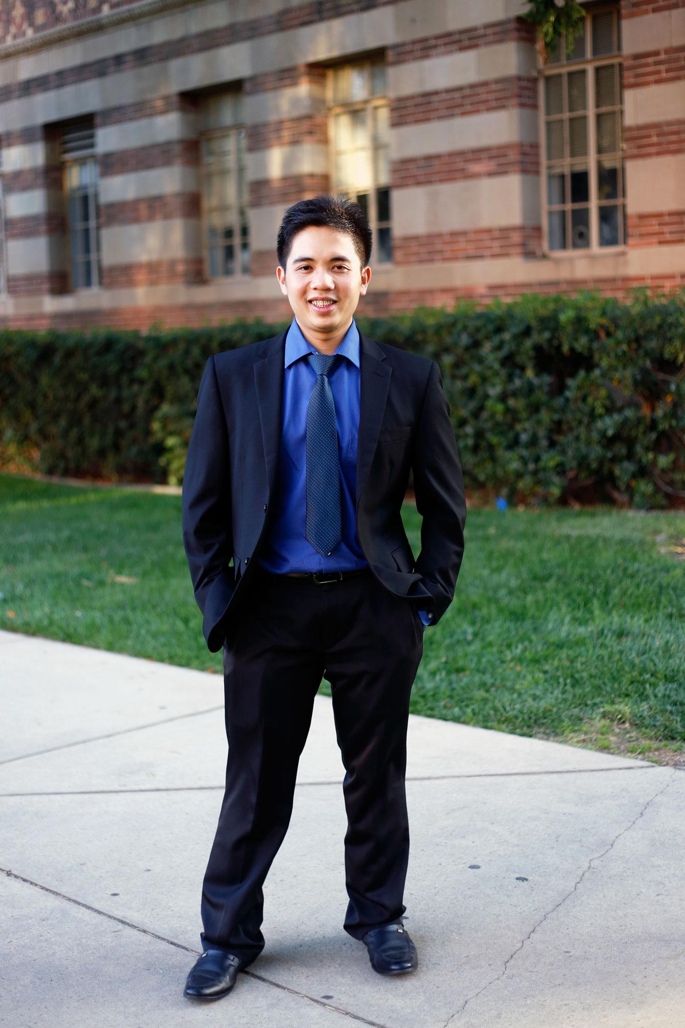 Minh Pham: 2016 UCLA Senior of the Year