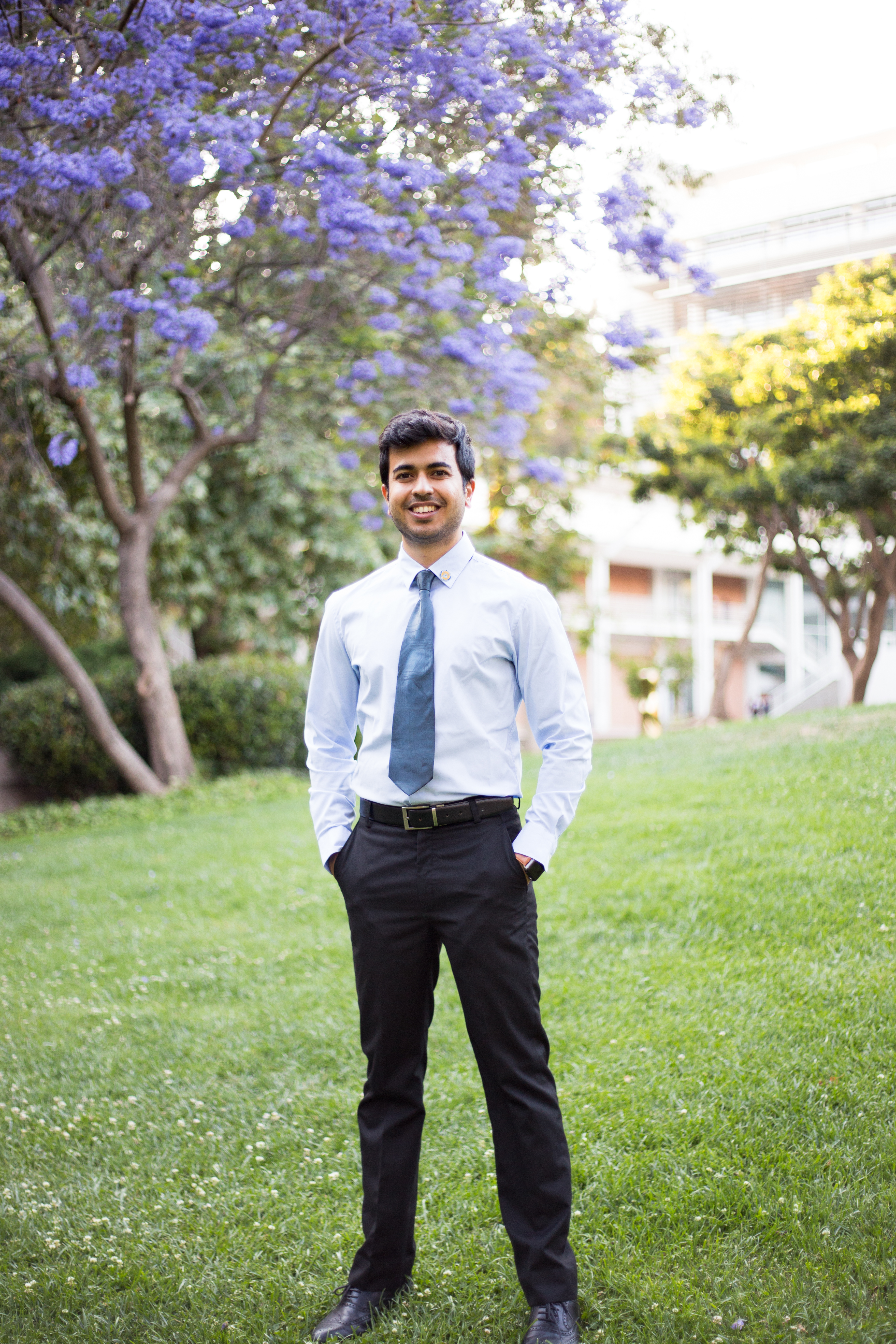 Vishesh Anand: 2017 UCLA Senior of the Year
