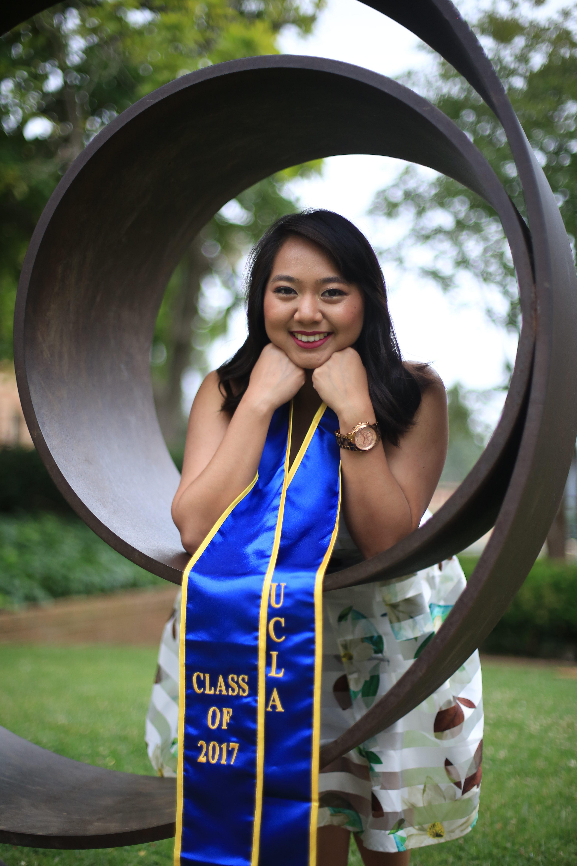 Katherine Dumangas: 2017 UCLA Senior of the Year