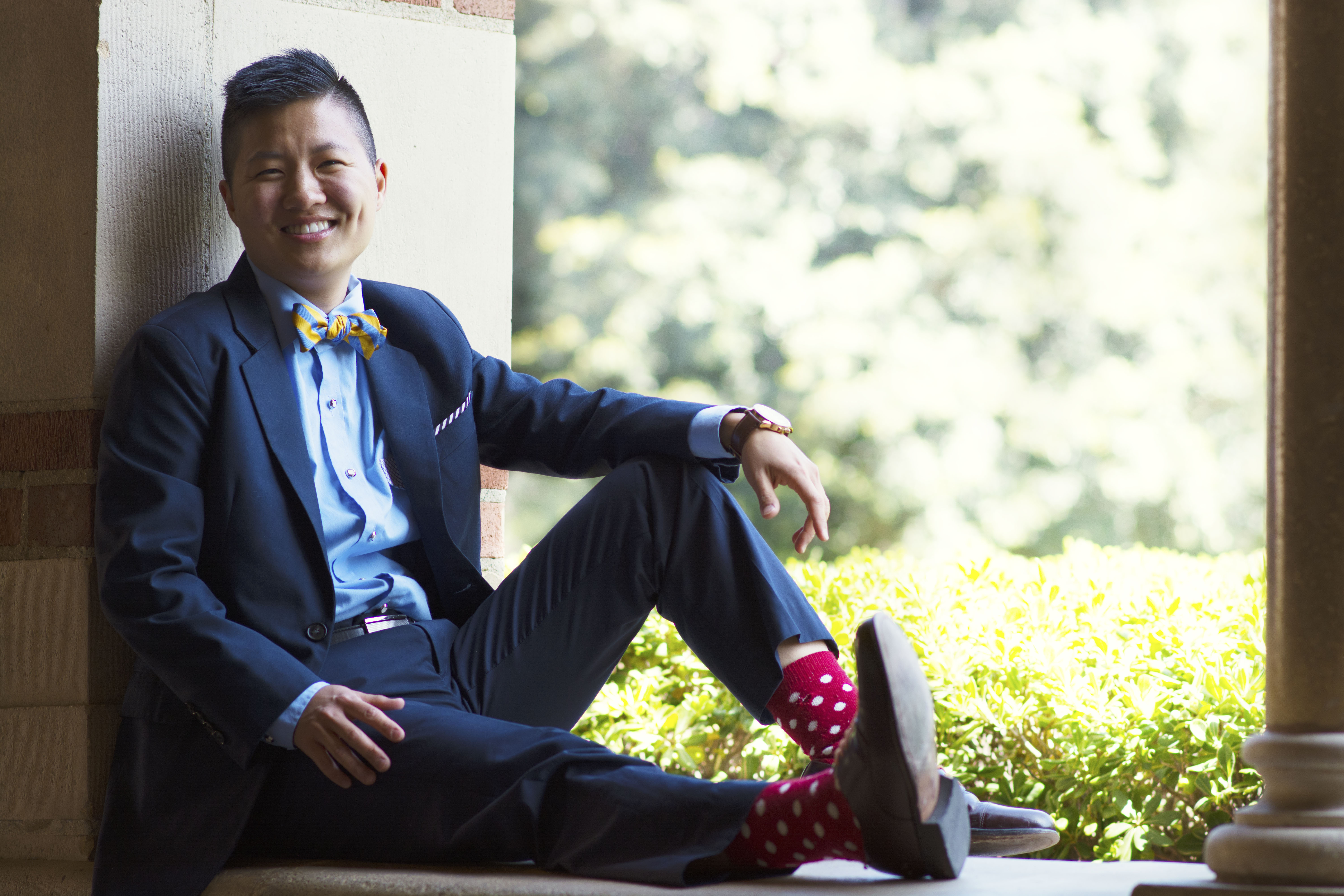 Bo James Hwang: 2017 UCLA Senior of the Year