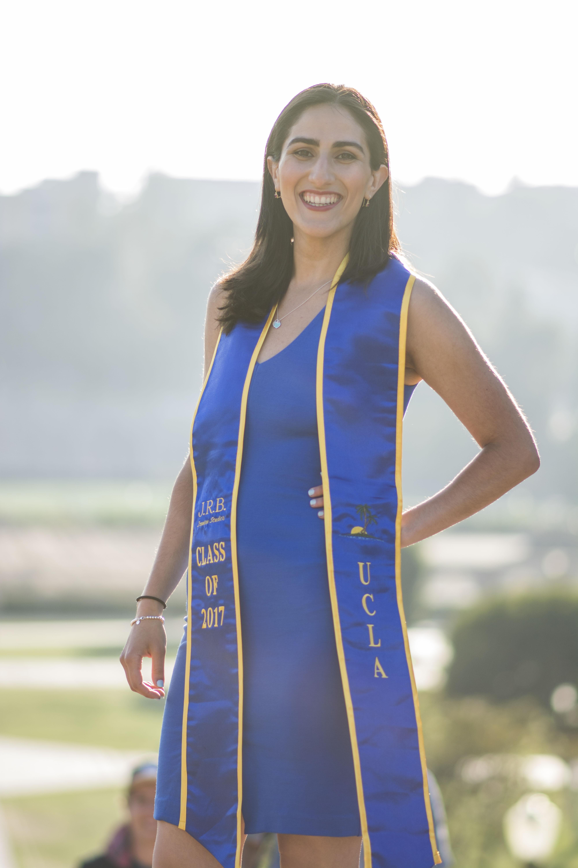 Jessica Behmanesh: 2017 UCLA Senior of the Year