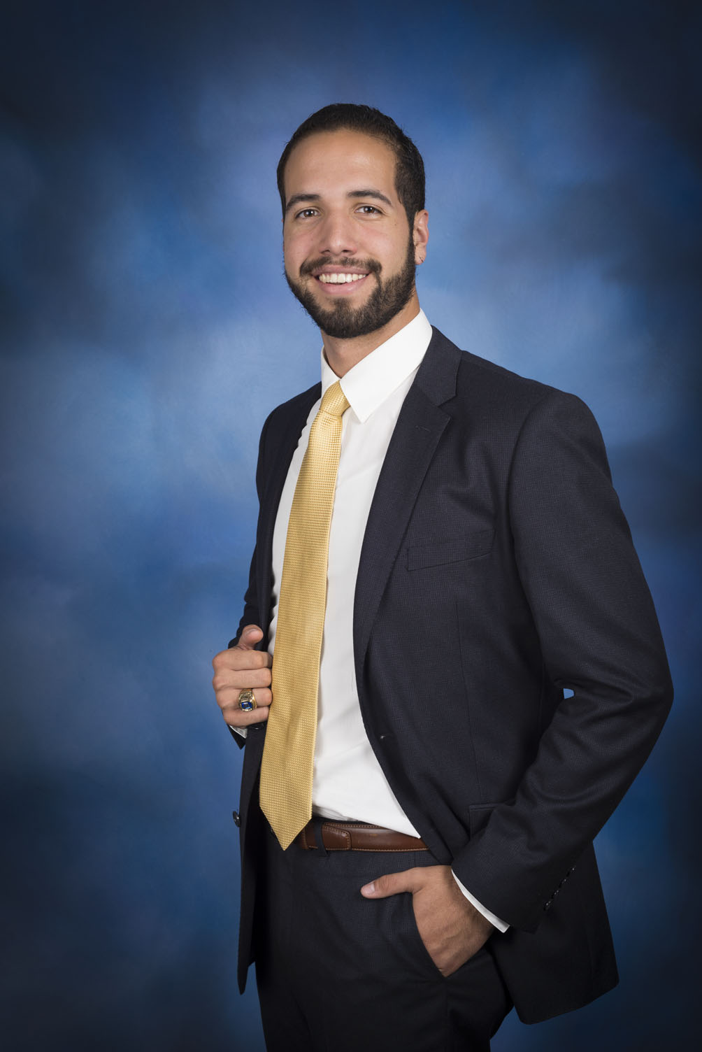 Ernesto Javier Rojas: 2018 UCLA Senior of the Year