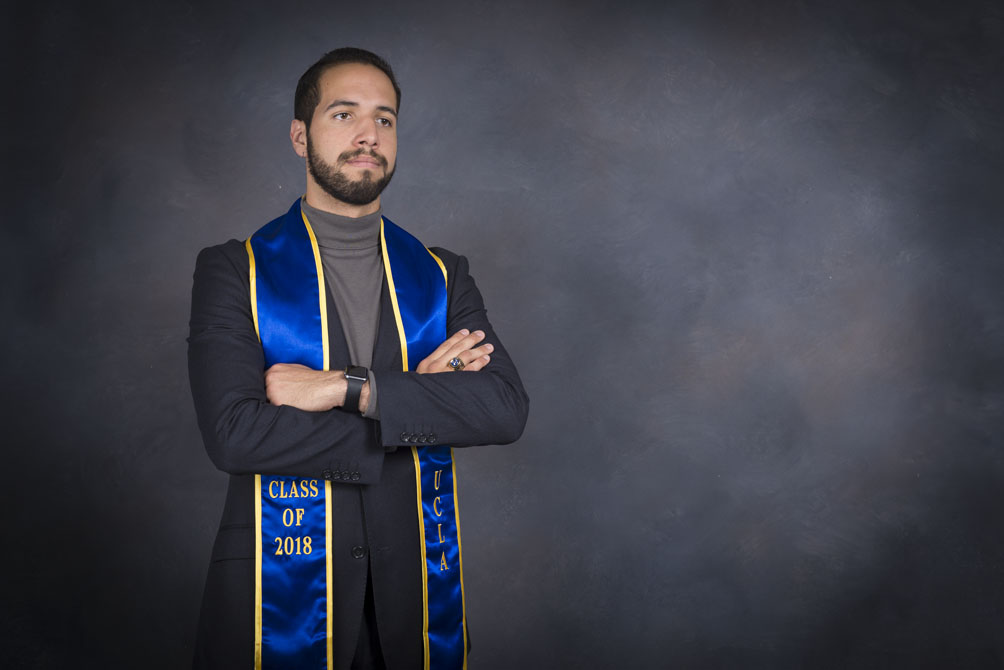 Ernesto Javier Rojas: 2018 UCLA Senior of the Year