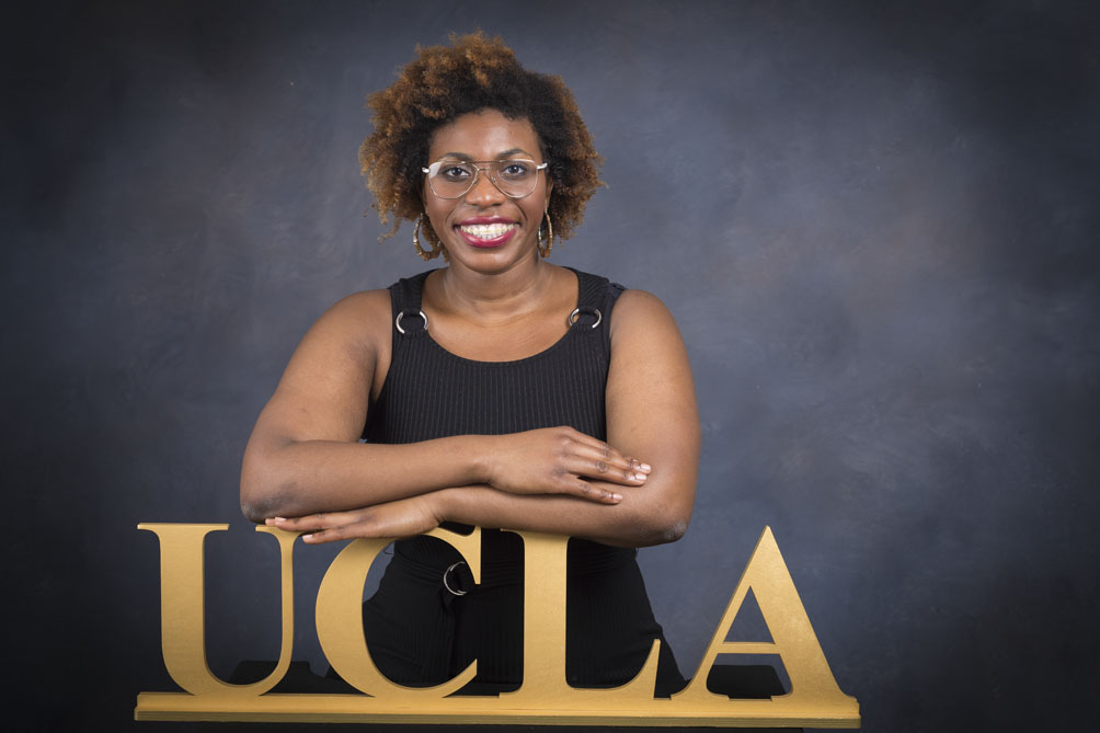 Mercedes Cornelius: 2018 UCLA Senior of the Year