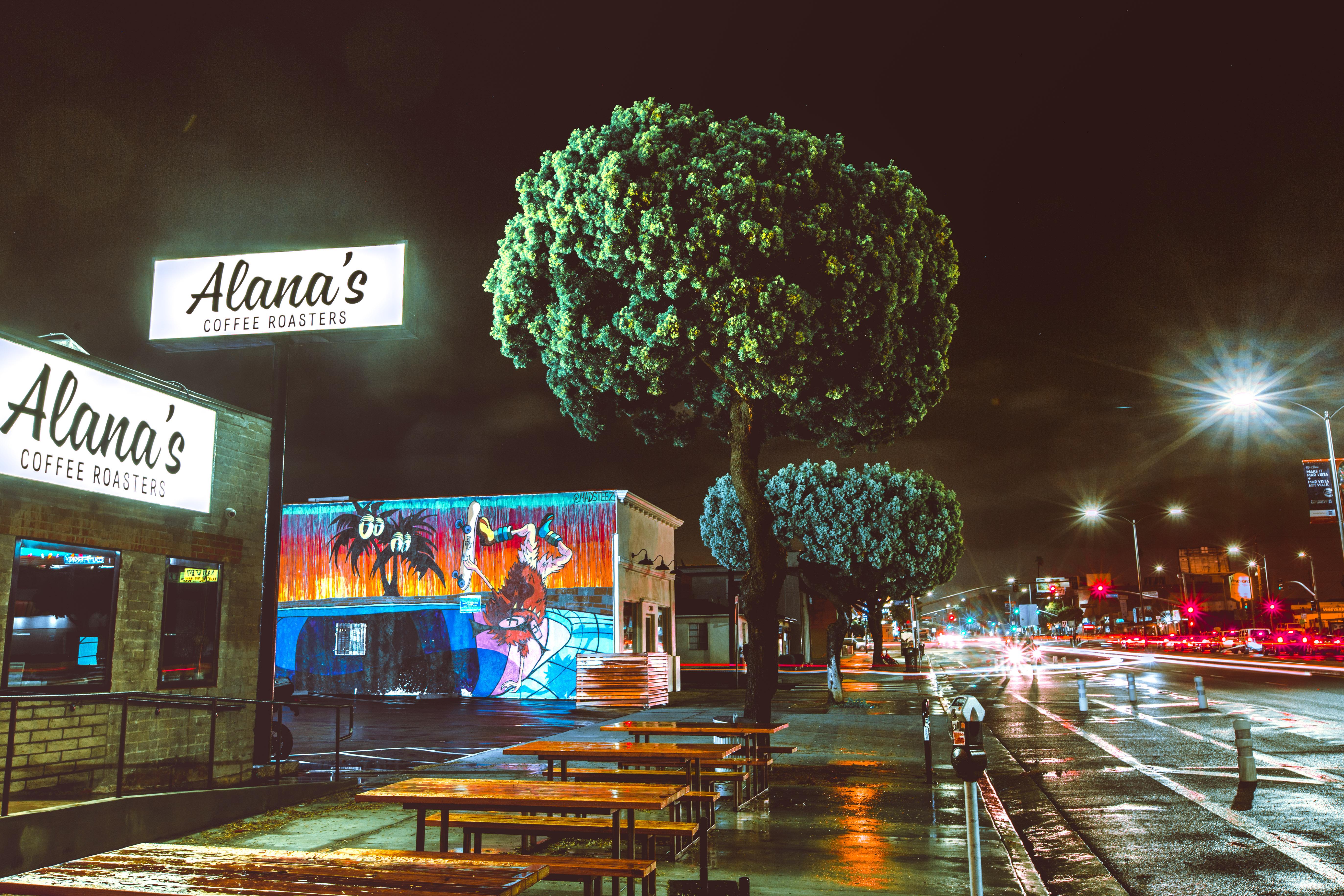 Rainy Days in Los Angeles
