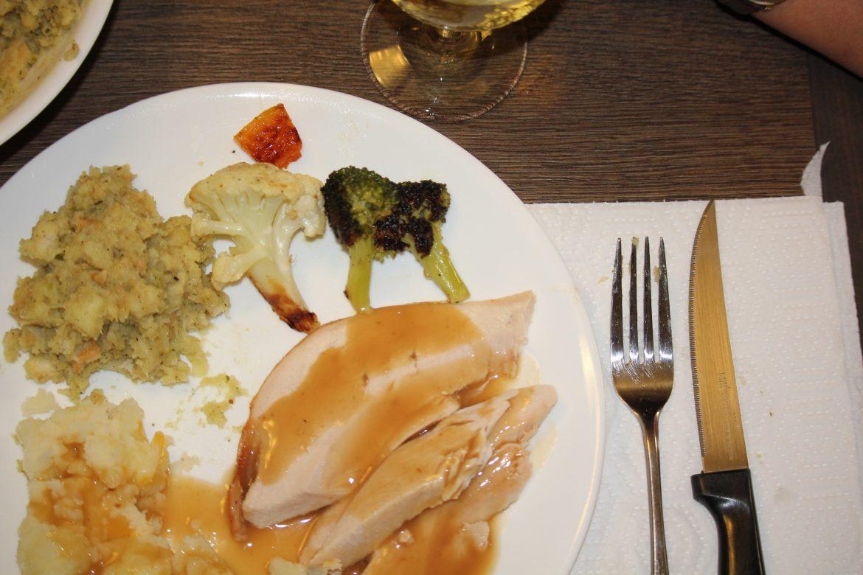 A Bruin Thanksgiving