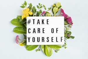 Self-Care. Photo via Adobe Stock